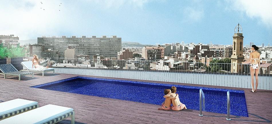 Últimos pisos en la illa Diagonal !!!!!