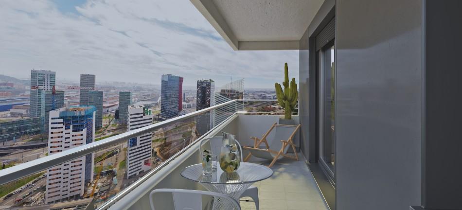 85 pisos en promoción de obra nueva!!!